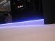 Öntapadós LED szalag ALU5 lábazati profillal