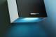 Világító polc fogantyús ajtós szekrényhez