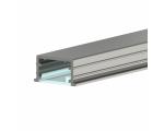 P21 Bemarható alumínium profil metacril takaróval (3m/szál)