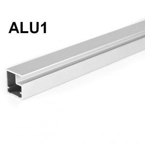 ALU1 Türrahmen aus Aluminium-Profil
