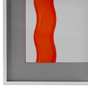 4mm durchsichtiges Planibel Grau Glas
