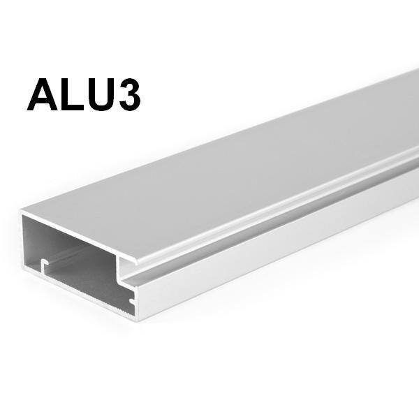 alu3 t rrahmen aus aluminium profil mote international. Black Bedroom Furniture Sets. Home Design Ideas