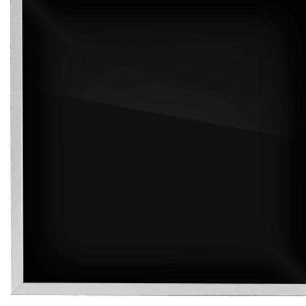 4mm lacobel classic black glass - Black Glass